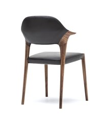 Kunst Dining Short Arm Chair,가리모쿠60
